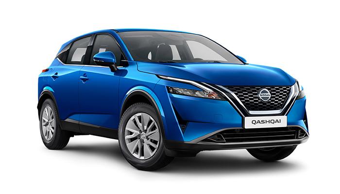 Nissan Nový Qashqai 2021